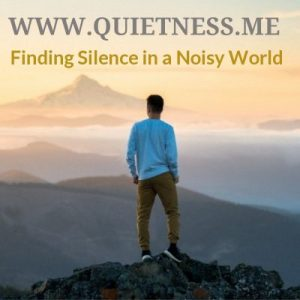 How to find silence in a noisy world
